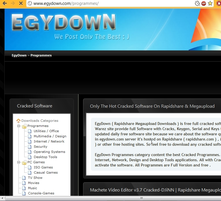 5 Best Sites To Find Keygens Serials Patch And Full Softwares Cyber Marshalls